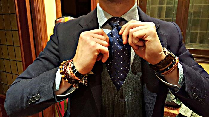 cómo elegir una corbata (1)