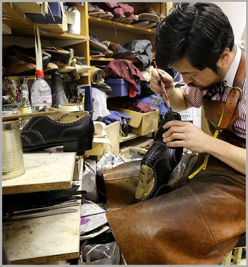 artesanía, diseño y calidad son los valores de los zapatos ingleses