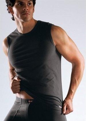Camisetas para hombre sin mangas, moda fresca y veraniega