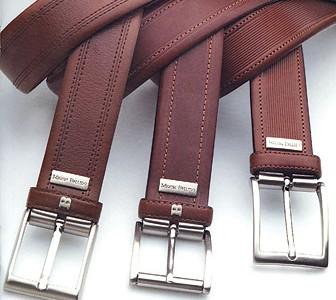 Cinturones, protocolo y elegancia