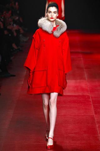 La nueva colección de Ricci toma París