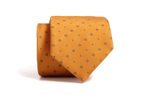 La corbata amarilla, tan preciosa como peligrosa