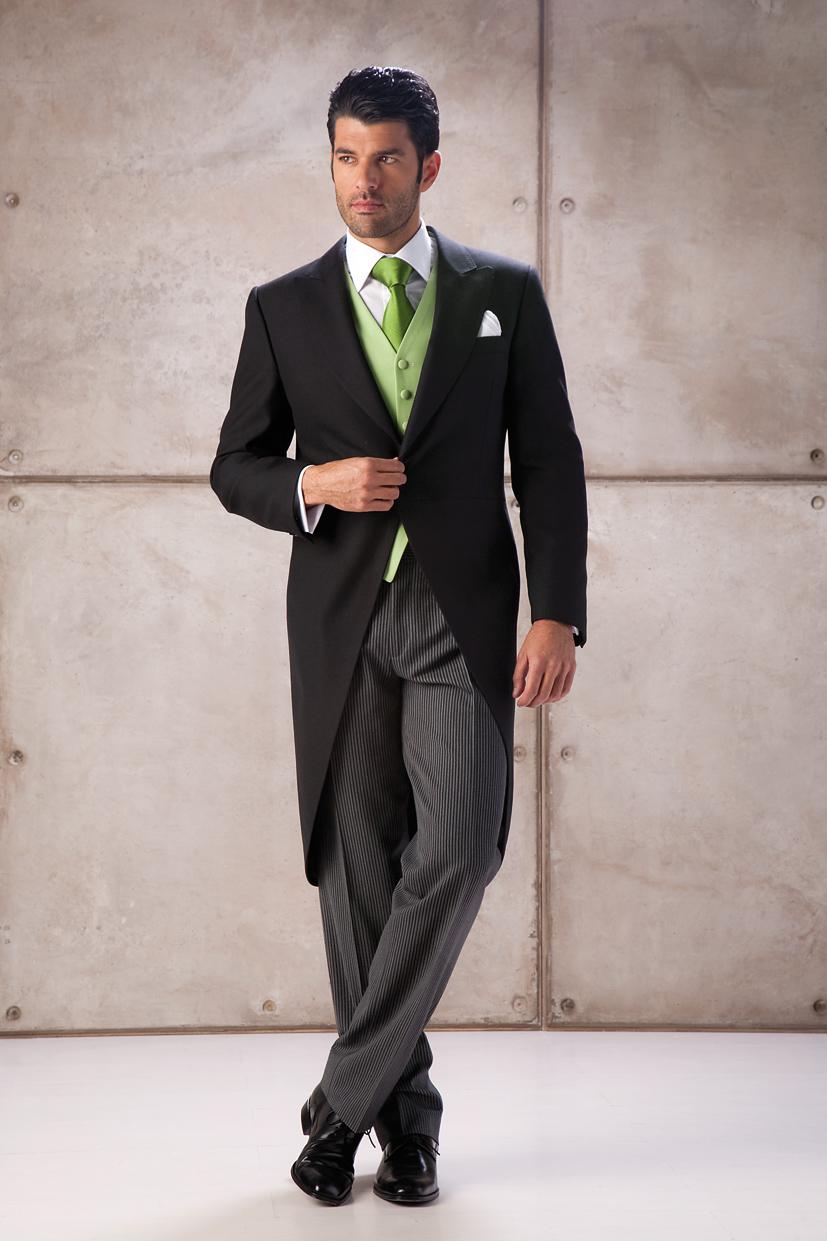 La importancia que denota la corbata verde tiene tintes sociales y económicos