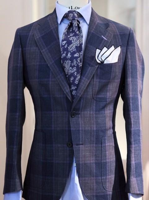 Las corbatas azules reinan a sus anchas entre las tendencias de moda