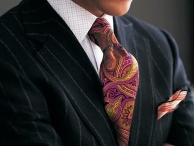 Corbatas y colores (I). El color de tu corbata, mucho más que moda