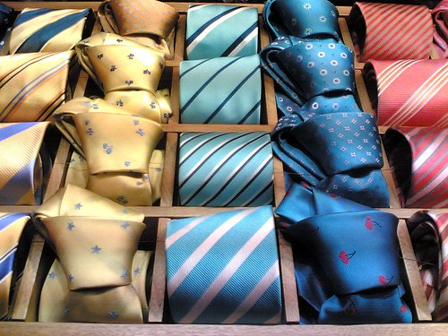 Todo sobre el cuidado de tus corbatas