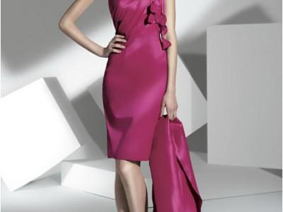 El catálogo de vestidos para fiesta de Manu Álvarez