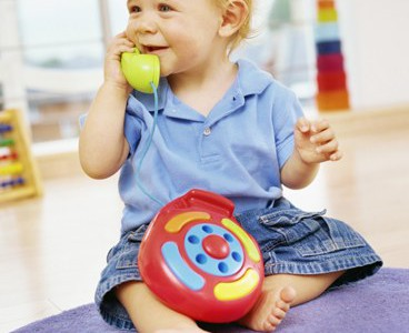 Elige el mejor juguete para bebés