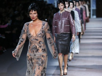 El broche final de París Fashion Week con Louis Vuitton