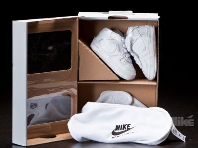 Zapatillas para bebé de la marca Nike
