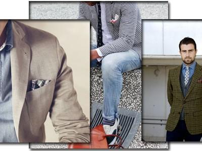 El pañuelo de bolsillo: el gran desconocido de los complementos para hombre