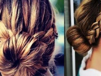 Los mejores peinados recogidos