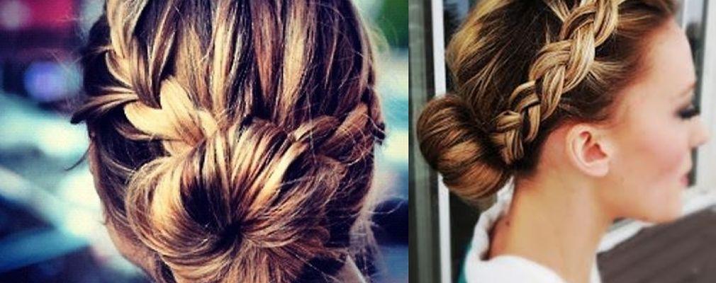 peinados recogidos portada
