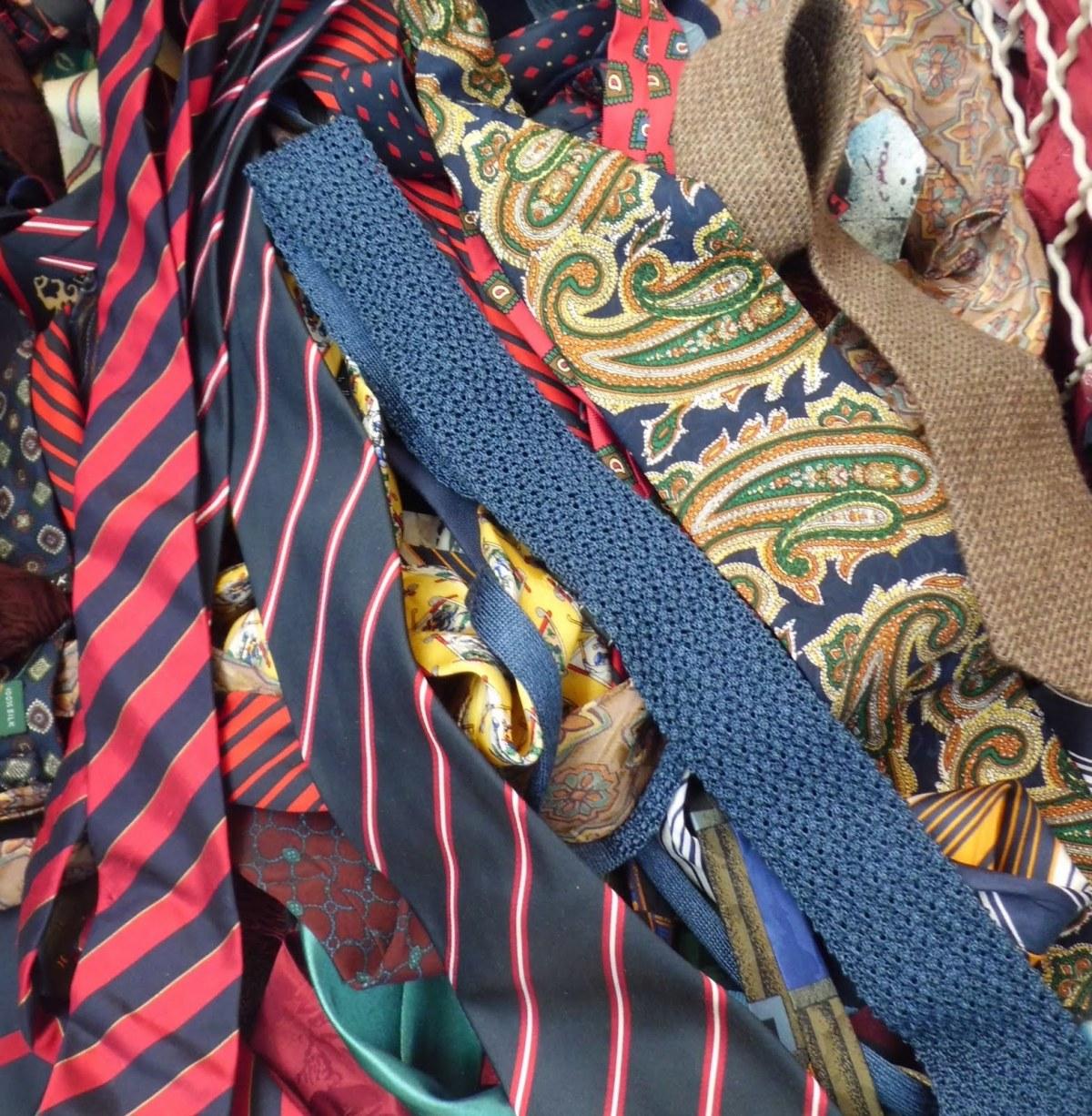 Una selección de las tiendas de corbatas online más económicas