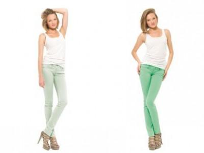 Pantalones teñidos Cimarrón para tu primavera más dulce
