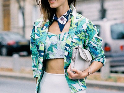 Tendencias Primavera-Verano: Top crop