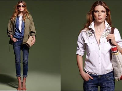 Carteras de moda en Blanco