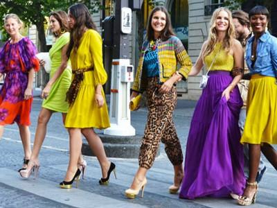Amarillo, el color de moda este verano