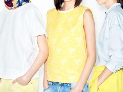 Ropa de moda de mujer para esta primavera