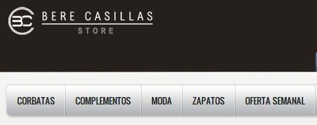 Bere Casillas, tu tienda de moda online para hombre