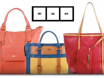 La nueva colección de bolsos Misako