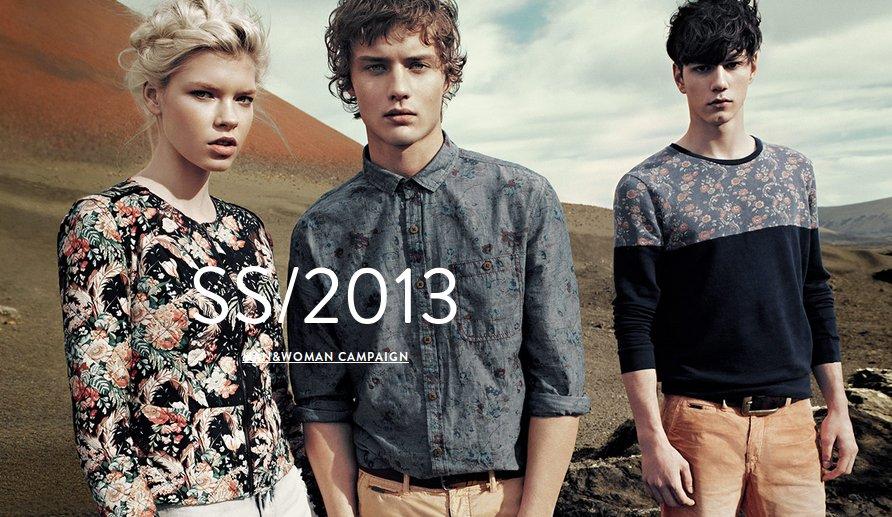 Camisetas Pull&Bear, moda para todos
