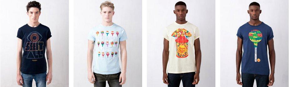 Las mejores camisetas online en Pull&Bear