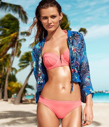 bikinimujer