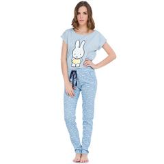 Pijamas de la colección Miffy Navy de Women Secret´s