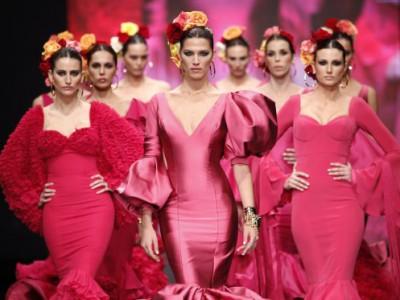 Los preciosos diseños en vestidos de Vicky Martín Berrocal