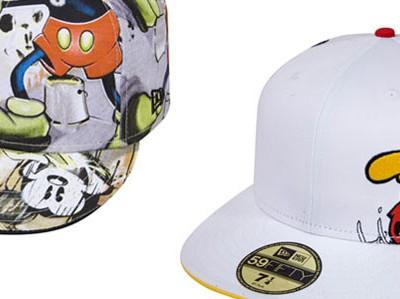 El lado más infantil de las gorras New Era
