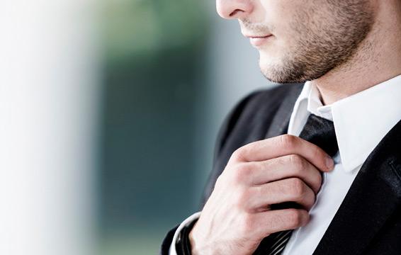 corbata oficina