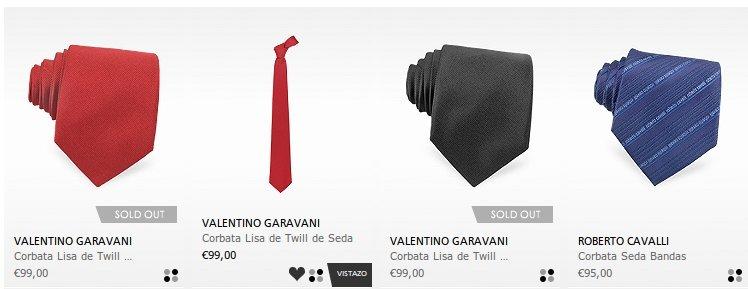 Corbatas finas de Forzieri, diseño italiano online