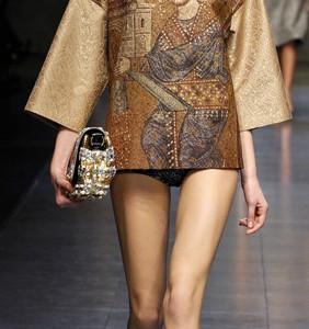 La espiritualidad hecha moda en la colección de Dolce&Gabbana para el próximo invierno