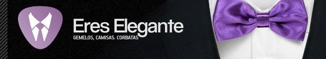 Eres Elegante: la elegancia en corbatas online