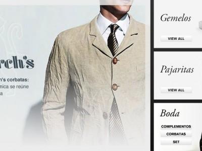 Rebajas en eties: corbatas online al mejor precio