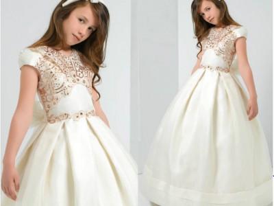 Los románticos vestidos de comunión de Miquel Suay