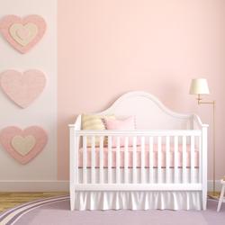 Decora la habitación de tu bebé con mucho gusto