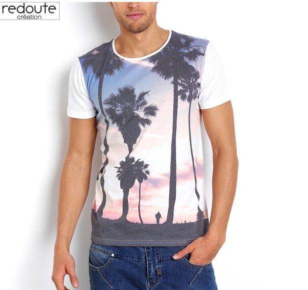La Redoute, camisetas para hombre
