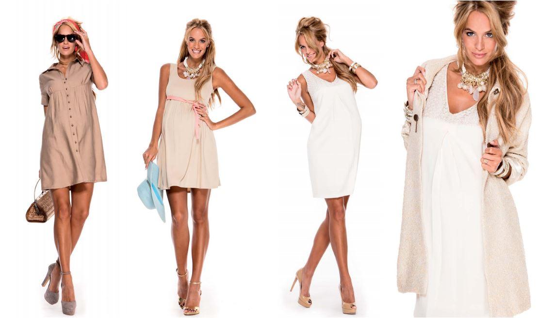 La nueva colección en ropa de embarazada de Mit Mat Mamá
