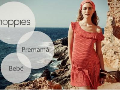 Avance de temporada de la ropa premamá Noppies
