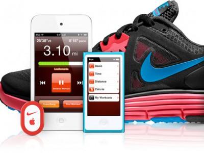Haz un seguimiento de tus carreras con el Ipod de Nike
