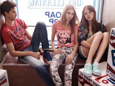 La colección Portobello de Pepe Jeans