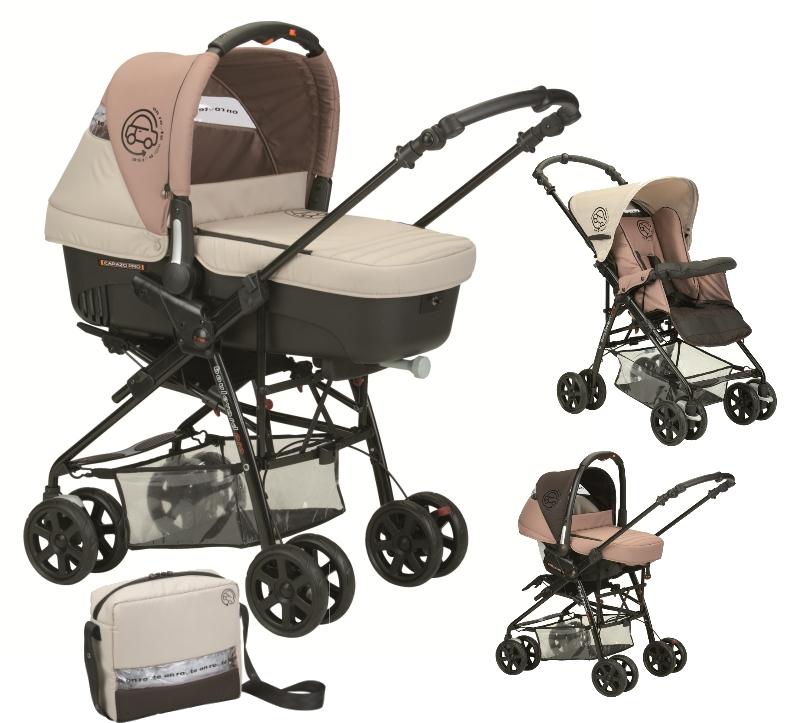 Los carritos de bebé más vendidos en el mundo