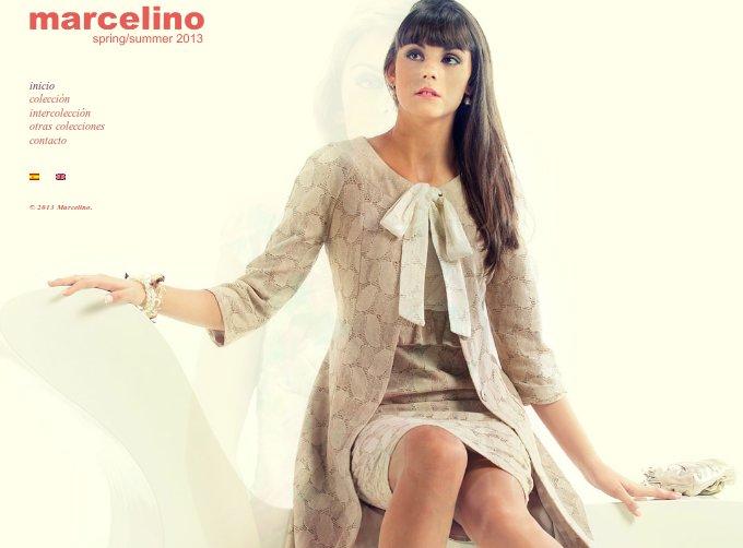 Colección primavera verano Marcelino
