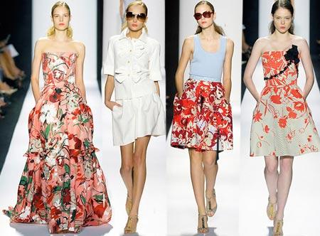 Las colecciones de primavera-verano de Carolina Herrera