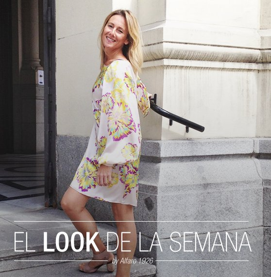 Looks de moda y exclusivos de Alfaro
