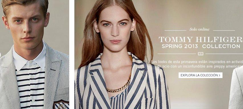 Tiendas de moda online: Tommy Hilfiger