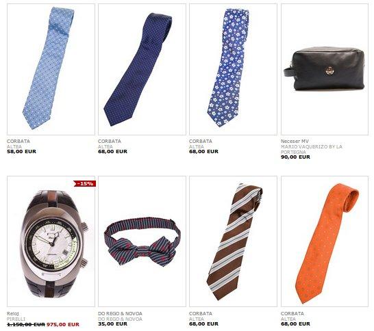 Corbatas para hombre y complementos en Miinto