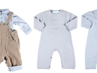 Tendencias para bebés ropa y accesorios